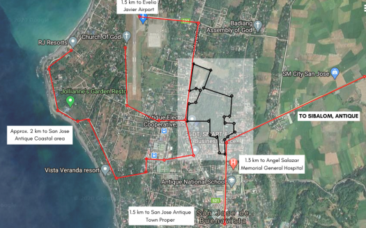 16 Hectares Prime Property For Sale in Antique | Iloilo Prime Properties